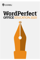 Corel WordPerfect Office 2020 Education/Charity/Not for Profit License