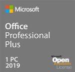 Office ProPlus 2019 Academic (not available for individual staff & students)