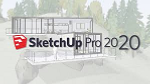 SketchUp Pro 2020 Education 1 Year Lab License Min Order 5 Seats