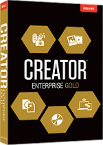 Corel Creator Gold 12 Education/Charity/Not for Profit License