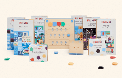 Primo Cubetto School Bundle