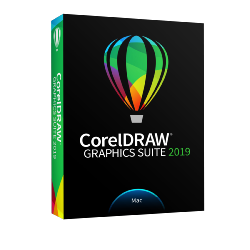 CorelDRAW Graphics Suite 2019 for Mac Education/Charity/Not for Profit License