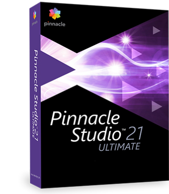 Pinnacle Studio 21 Ultimate Education/Charity/NfP Licence 2-50 Users, Per User