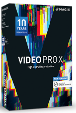 MAGIX Video Pro X Win Download Education/Charity/NfP