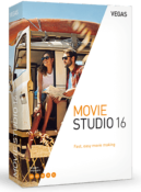 MAGIX VEGAS Movie Studio 16 Win Download Education/Charity/NfP
