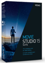 MAGIX VEGAS Movie Studio 15 Suite Win Download Education/Charity/NfP