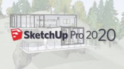 SketchUp Pro 2020 EDU 1 Year Private Server Lic. (Windows 64-bit server only)